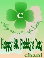 Happy St. Paddy's Day by theRealJohnnyCanuck