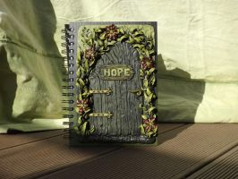 ~Hope~ Journal Cover by SensiArts