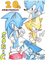 C.E.  20 Yrs of Sonic by JetStriker96