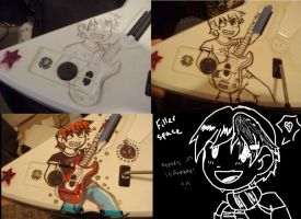 GH-scott pilgrim controller by Johnnymac25
