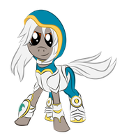 Riven Pony by shadowdark3