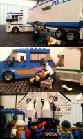 Lego Police Brutality by KupoGames
