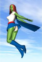 Miss Martian by cattle6