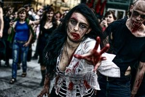 Zombie Walk Warsaw 2010 23 by remigiuszScout