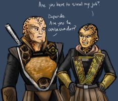Babylon5 Lessernarns by jameson9101322