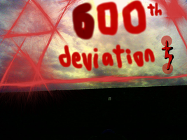 600th Deviation. by TheSkull31