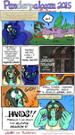 PanDERPalooza 2015 by RedApropos