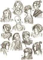 Avatar: The Last Airbender by blindbandit5