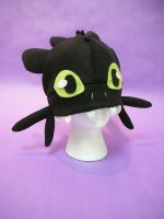 Toothless Hat by FishingForBirdies