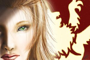 Heart of a Lion by PureMissa