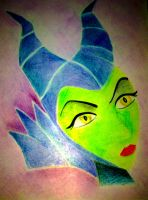 Maleficent by aS-tOld-bY-IvOnNe
