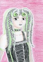 Cybergoth for German-Blood by NormaLeeInsane