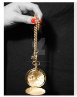 Vintage watch by distortedcreation