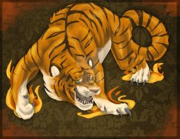 Year of the Tiger by earthsea-23