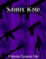 Saints Row Poster by Drayle88