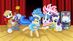 Sapphire Shores Filly Food Follys by PepperSupreme