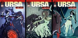 Ursa Minor Cover 01 - WIP 01 by RobDuenas