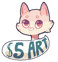 $5 Commissions! [very temporary] by Sergle