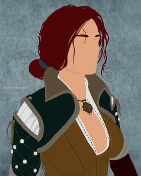 Triss by vcook10