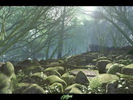 Mossy by c-ramgfx