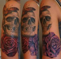 arm in progress... by graynd