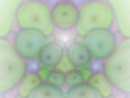 Fractal Lily Pad by LordShenlong