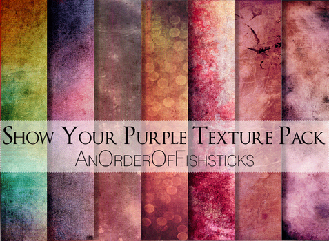 Show Your Purple Texture Pack by AnOrderOfFishsticks