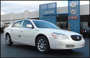 Buick Lucerne by thetoad01