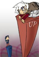 Up and Down by Gajebump