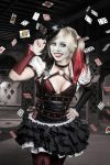 Harley Quinn Poster C by Rated-R4-Ryan