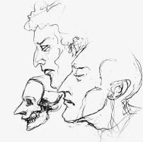 Heads by elicenia