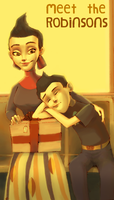 mom n son:transylvaniandreams by student-yuuto