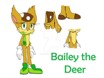 Bailey The Deer bio by burningblaze9