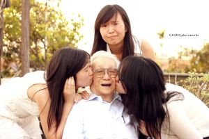 Love for Great Grandpa by wociaocandy