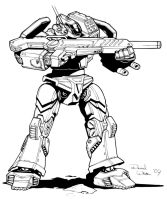 Battletech Mecha part 4 by Mecha-Zone