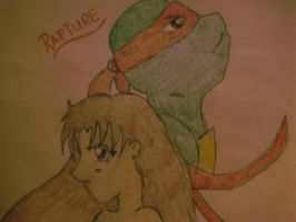 Rapture: Cover Image by Raphs-Girl024