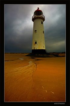 Point of Ayr III by Davepemb