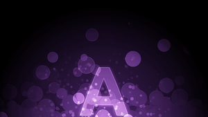 Purple Circles A Wallpaper by DefectiveDre