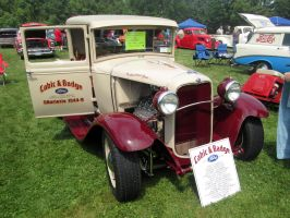 (1931) Ford Tow Truck by auroraTerra