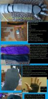 Vriska Robot Arm Cosplay Tutorial Part 1 by XD-eviltoast-XD