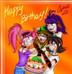 Happy B-day Alex by GND-KicaCris