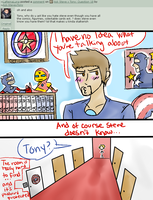 Ask Steve x Tony: Question 46 by Ask-StevexTony