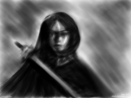 Finger painting: Slice by elexti
