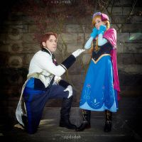Hans and Anna [071] SA14W by zipdodah