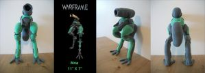 Warframe - Moa plush by YoshiFan37