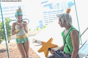 Otakon 2014 - Jorgen and the Tooth Fairy(PS) 11 by VideoGameStupid