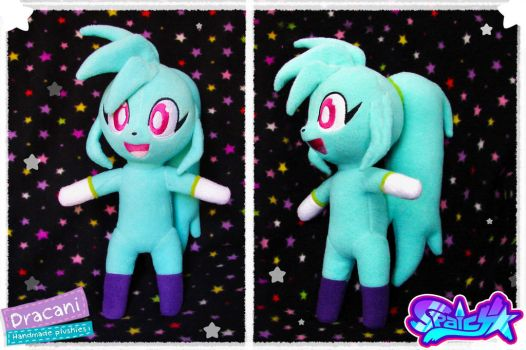 Spaicy Plushie! - ON SALE! by LoulouVZ
