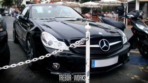 Mercedes SL65 AMG 2 by 1R3bor