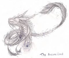 The Arcane Lord by Rashirou