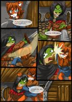 Robin Hood page 66 by MikeOrion